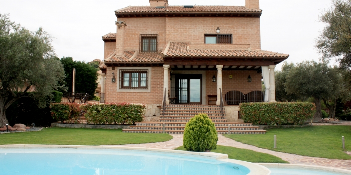 Chalet Independiente Exclusivo Toledo